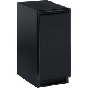 """FLOOR MODEL CLOSEOUT Black Field reversible, with pump 2000 Series / 15"""" Clear Ice Machine"""
