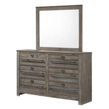 See Details - Bateson Dresser and Mirror Set