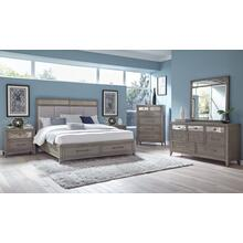 Sedona Smoke King Bedroom Set