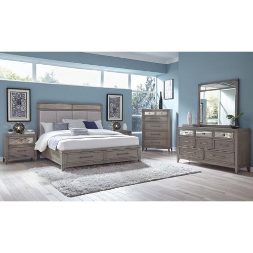 Sedona Smoke King Bedroom Set