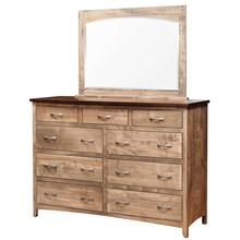 Roxbury Rustic Smooth Collection- Dresser