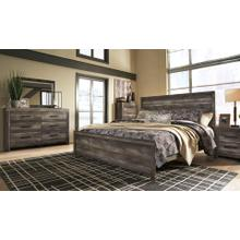 """See Details - 7 Piece Wynnlow Bedroom includes a Free 50"""" Samsung QLED Smart TV"""