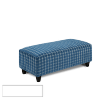 Louisa Quartz Cocktail Ottoman