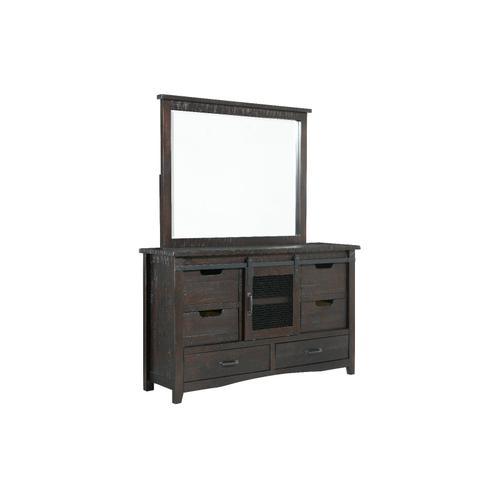 Modern Western Dresser