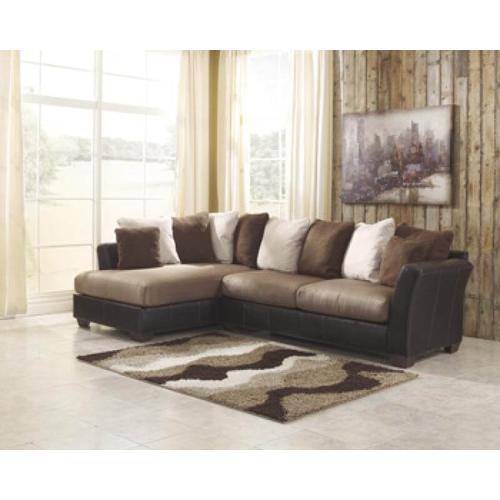 Ashley Furniture - 142 mocha sectional
