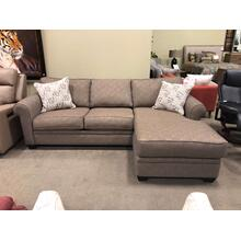 Sofa with  reversable Chaise...