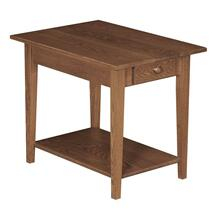 Shaker End Table Shelf