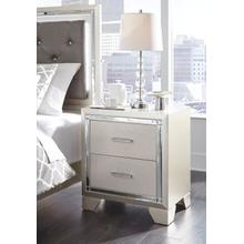 See Details - Lonnix Two Drawer Night Stand