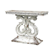 COAST TO COAST 40206 CONSOLE TABLE