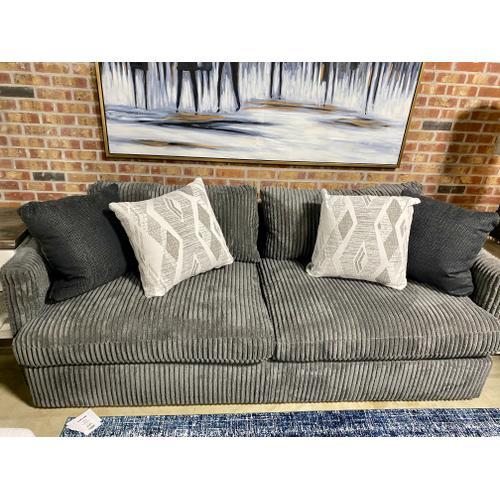 Billow Pewter Sofa