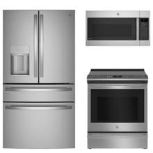 GE Black Friday 3 pc Kitchen Package