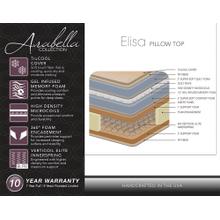 See Details - Elisa - Pillow Top