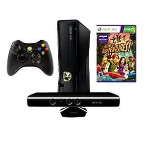 Microsoft Xbox 360 S4G-00001 4GB Console w/ Kinect ***ONLY 2 LEFT****