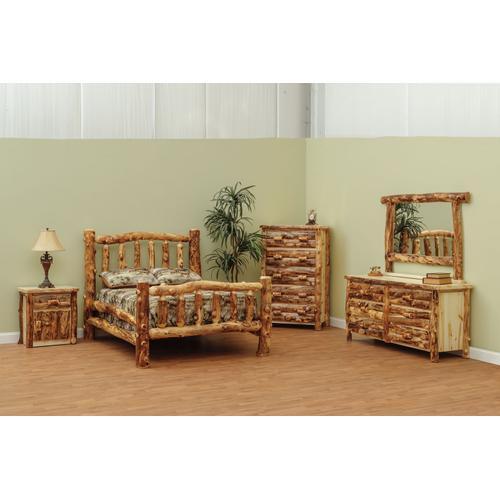 Rocky Mountain Queen Standard Bed