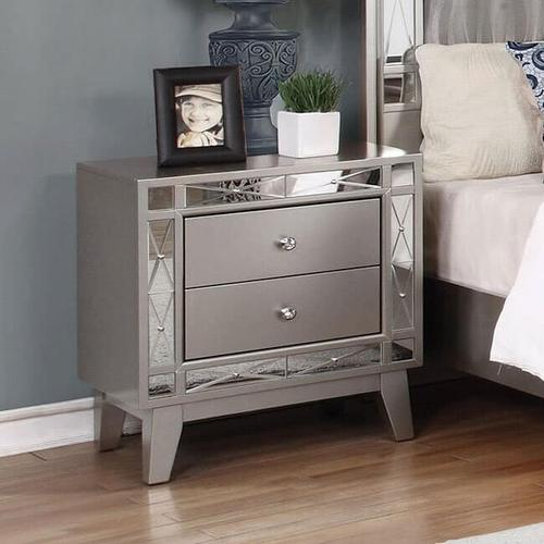 Packages - Leighton 4Pc Full Bed Set