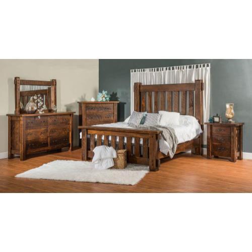 Houston Master Bed
