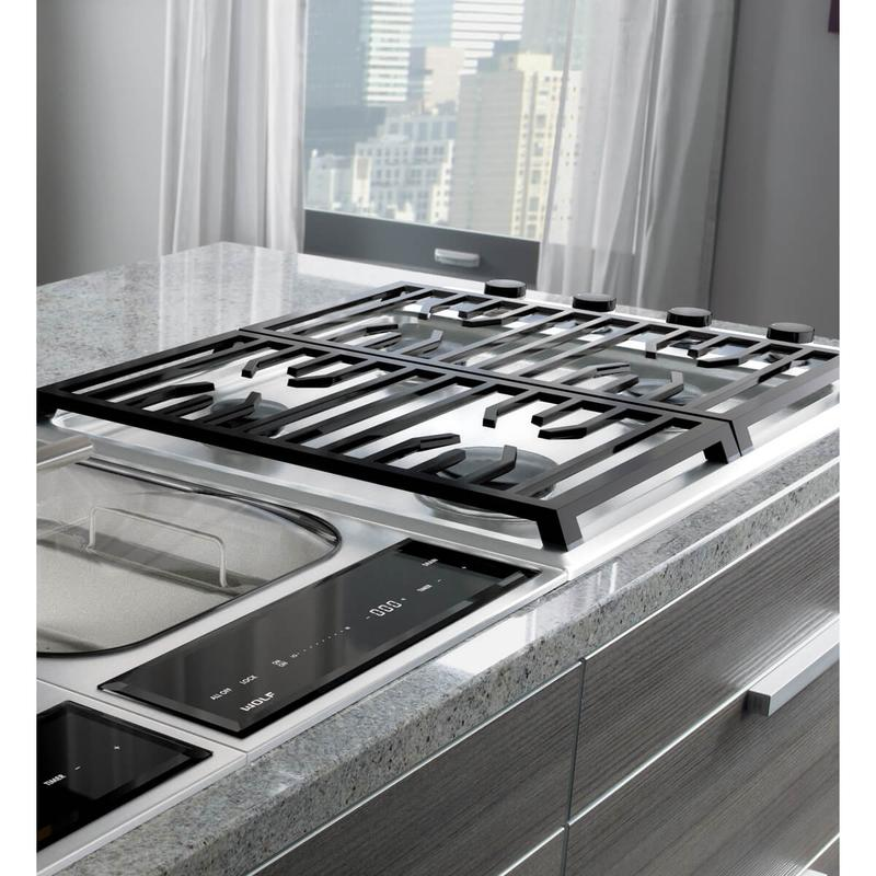 """30"""" Professional Gas Cooktop - 4 Burners"""