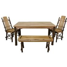 AH269 Hickory Dining Table