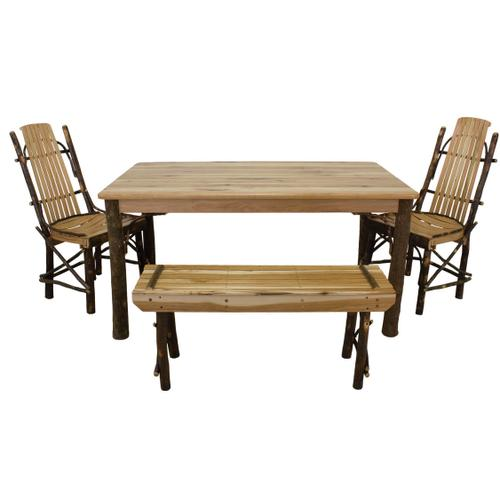 AH138 Hickory Dining Chair