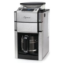 See Details - Capresso TEAM PRO Plus Stainless Steel  Coffee Maker with Glass Carafe