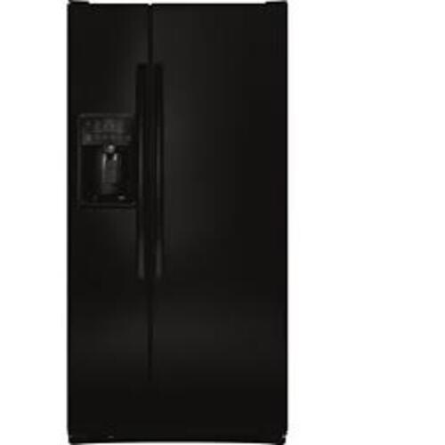 Crosley - 23.2 Cu. Ft. Side-By-Side Refrigerator