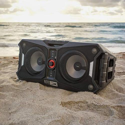 Altec Lansing Xpedition 8 Portable Waterproof Speaker