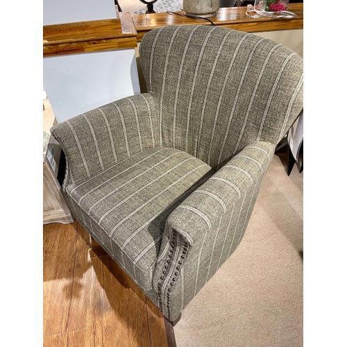 Jofran - Layla Mocha Accent Chair