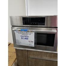 "Bosch 800 Series 27"" Speed Oven with Convection HMC87152UC (FLOOR MODEL)"
