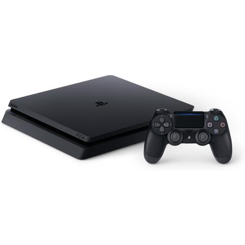 Sony - SONY PS4 Slim Bundle With One Rotating Game