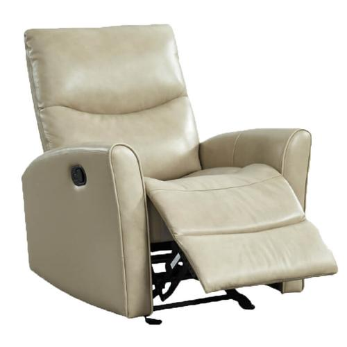 M6418g Abby Manual Glider Recliner 177118 Cement