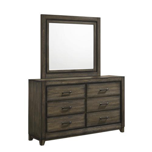 New Classic 4 Pc Queen Bedroom Set, Ashland B923