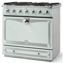 Tapestry Albertine 90 with Satin Chrome Accents