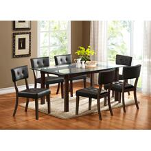 Clarity 5pc. Dining Room Set