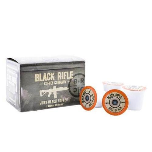Black Rifle Coffee Company - Just Black Coffee Rounds