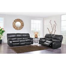 Reclining Sofa	Black/Grey