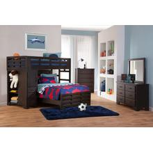 Billings Full Loft Bed