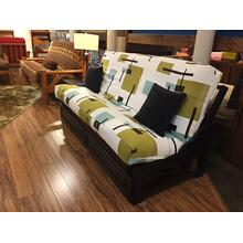 Reno Low Arm Futon Frame Full Size