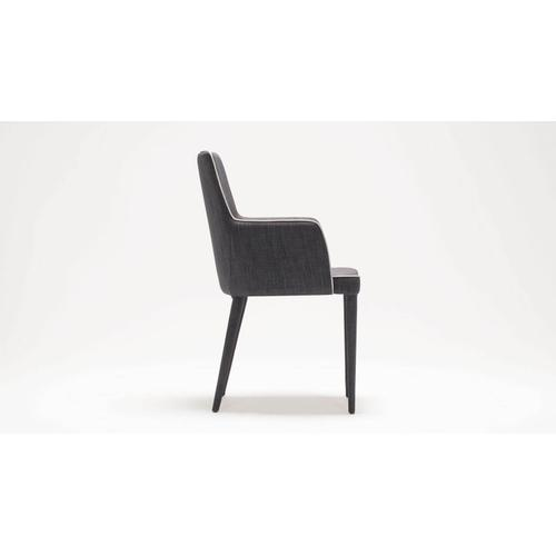 Valentin Arm Chair Light Grey