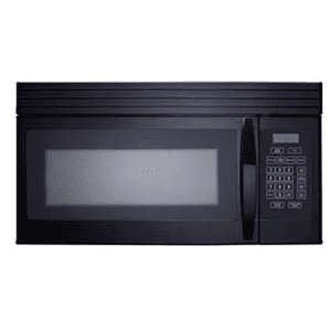 Crosley 1.6 Cu.Ft. Over The Range Black Microwave GMR1000RB