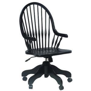 Desk Chair Solid Hardwood