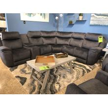 Show Stopper 6 Piece Sectional