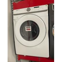 See Details - Scratch and Dent 7.5 cu. ft. Gas Dryer with Sensor Dry in White