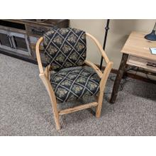 Hickory Hoop Chair (Pick your Fabric!)