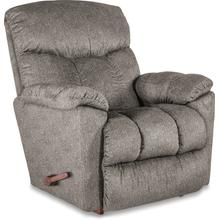 View Product - Morrison Rocking Recliner- Silver