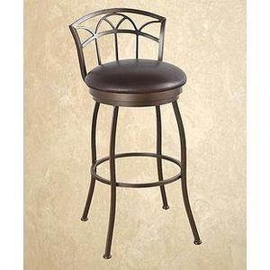 Callee Furniture - Fairview - Armless Swivel Barstool