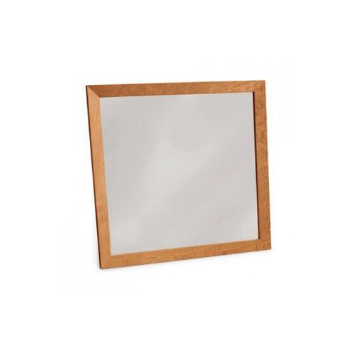 WALL MIRROR IN CHERRY