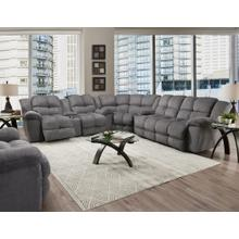 FRANKLIN 31443-3964-04-31434-31499 3-Piece Thatcher Pewter Reclining Sectional Sofa