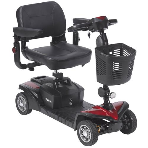 Scout DST Travel Scooter