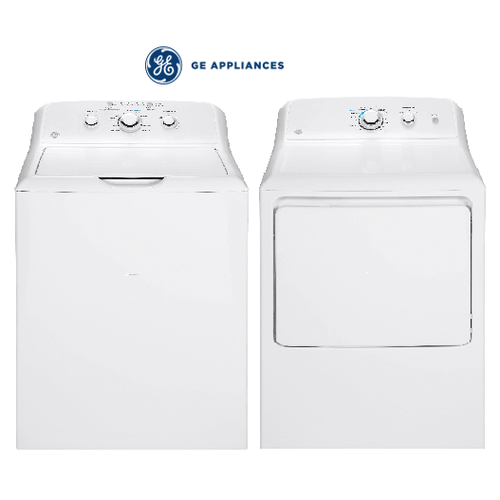 GE Top load laundry Pair