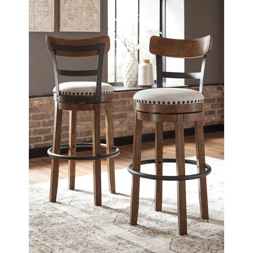 Valebeck Counter Height Table & 4 Stools Multi